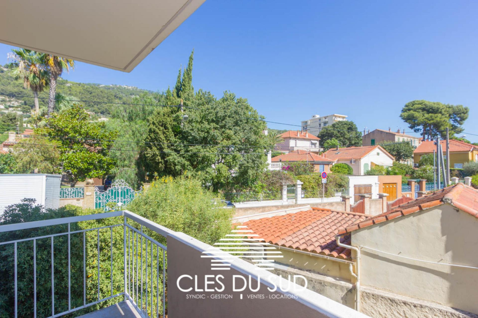 location appartement toulon bas faron agence cles
