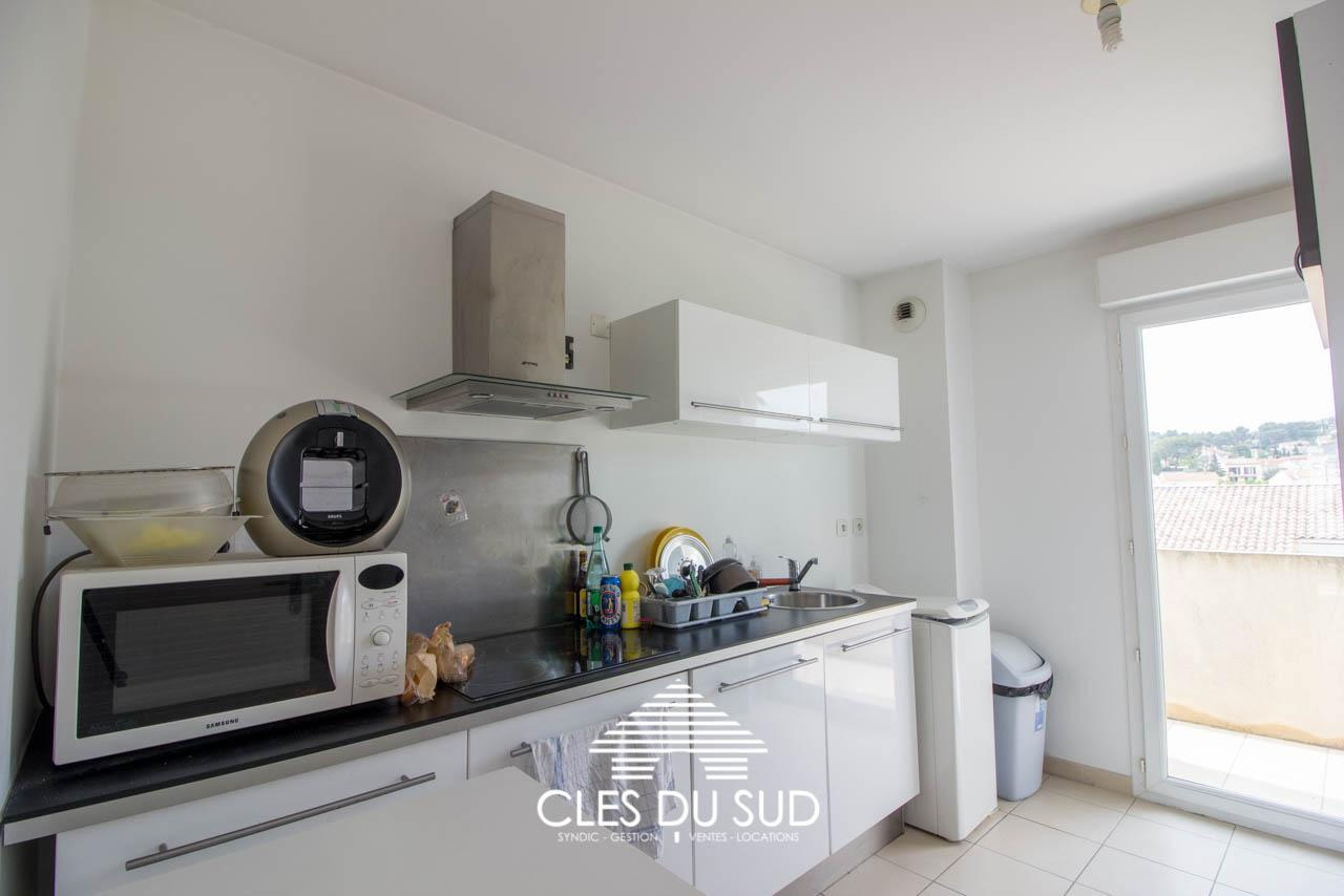 vente appartement la garde agence immobiliere cles
