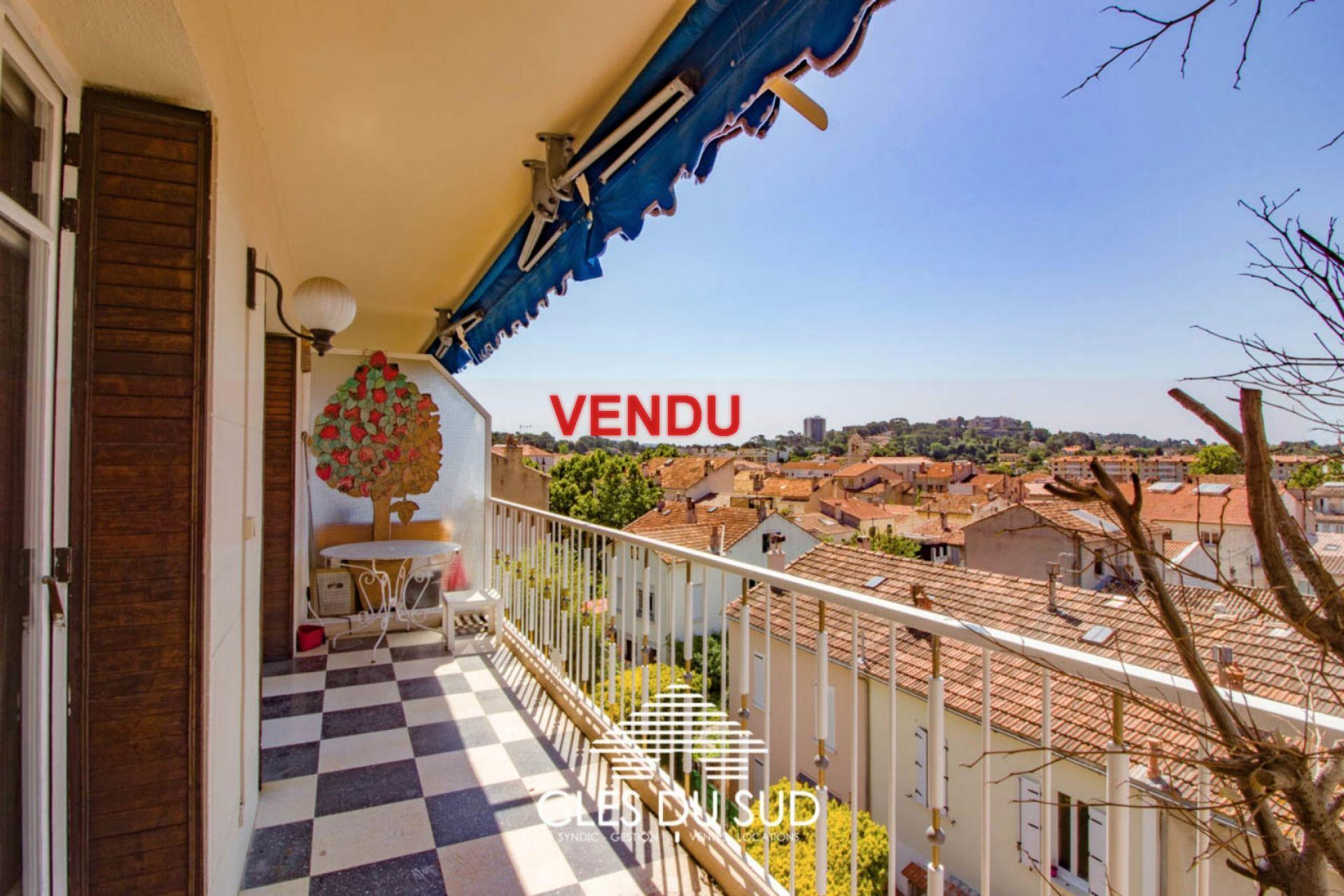 Vente appartement F4 Toulon Agence Immobiliere Cle
