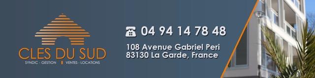 Agence Immobiliere La Garde La Valette Cles du Sud CBM Gestion