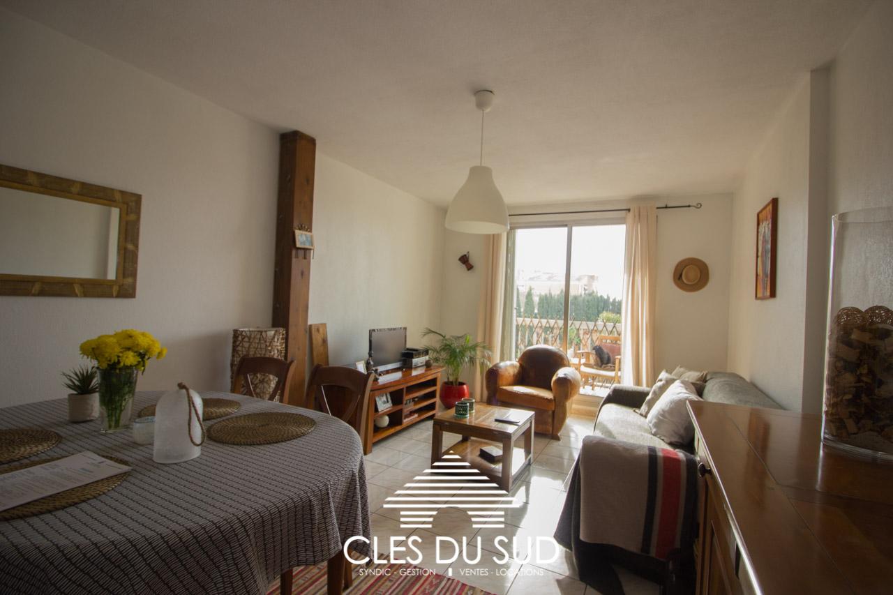 Vente Appartement 3 Chambres Toulon Est Limite La Garde